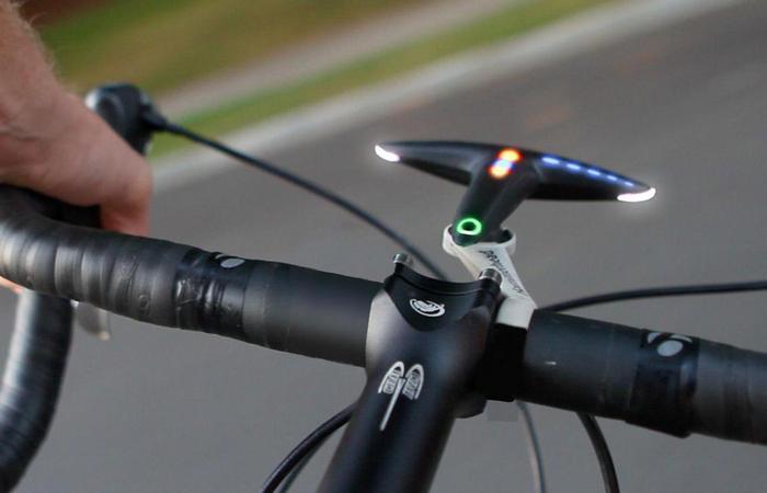Велосипедный гаджет: Hammerhead One.