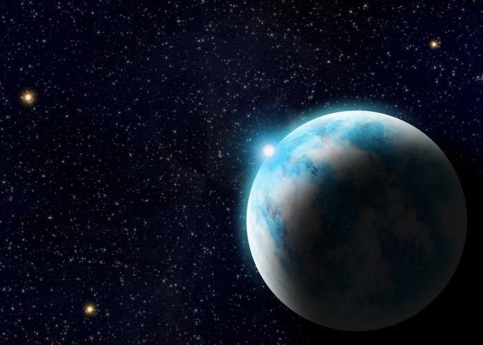 Вчерашняя фантастика: блуждающая планета.