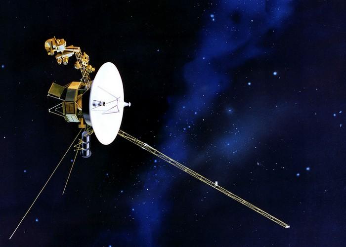 Вчерашняя фантастика: Voyager I покинул Солнечную систему.