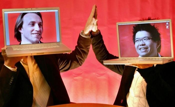 Интересный факт о YouTube: отцы-основатели из PayPal.