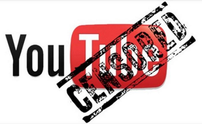 Интересный факт о YouTube: секс, политика, насилие...
