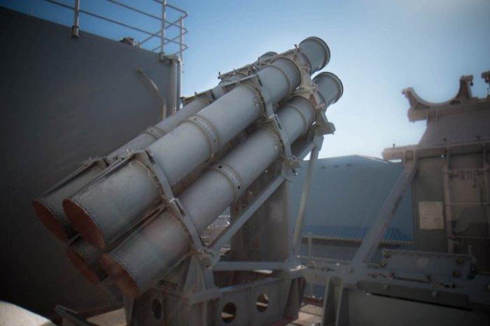 Вооружение после модернизации.