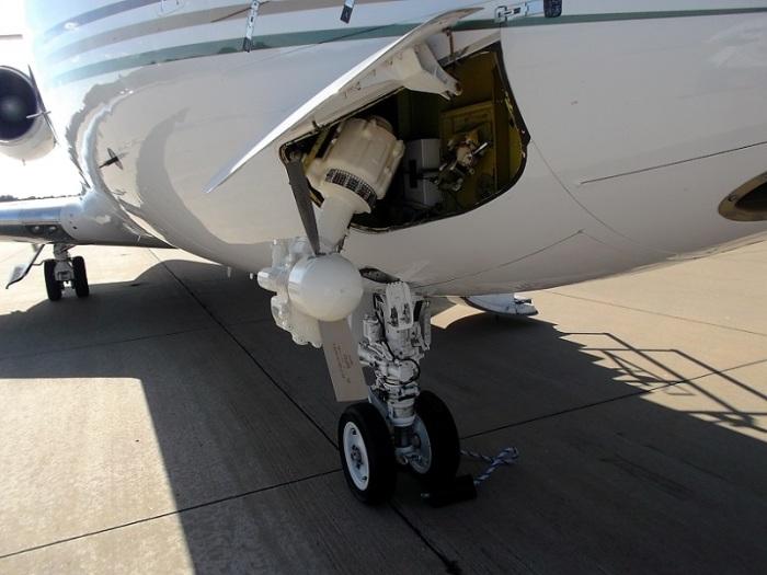Не даст самолету остаться без электричества. |Фото: jetforums.net.