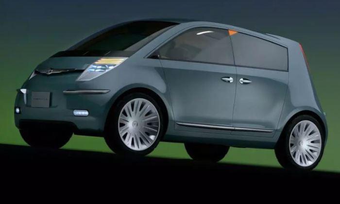 Был и такой автомобиль. ¦Фото: novate.ru.