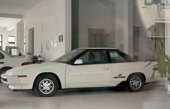 Забытые автомобили Subaru.