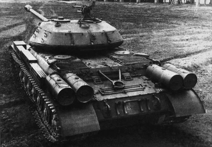 У СССР было много проектов тяжелых танков.  Фото: war-book.ru.