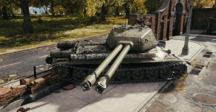 СТ мог стать единственным танком со спаренной пушкой.  Фото: ya.ru.