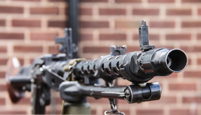 Очень серьезное оружие. |Фото: vistapointe.net.