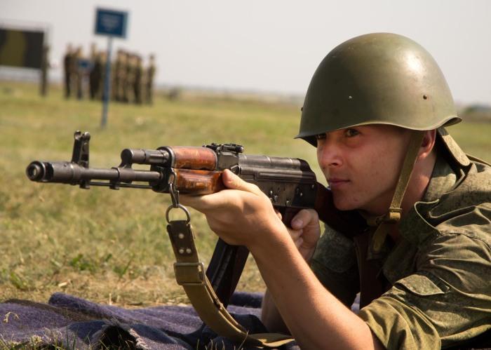 Стрельба - целая наука. |Фото: novostipmr.com.