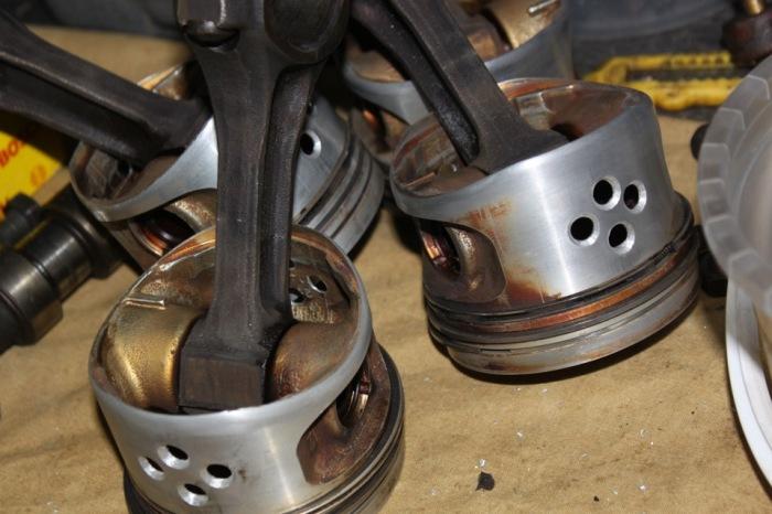 Сверлятся вот такие отверстия. |Фото: drive2.com.