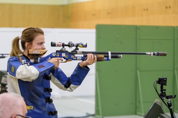 Зачем у оружия два крючка. |Фото: sport.znaj.ua.