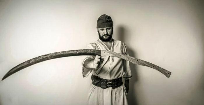 Вот такое оружие. |Фото: yandex.ru.