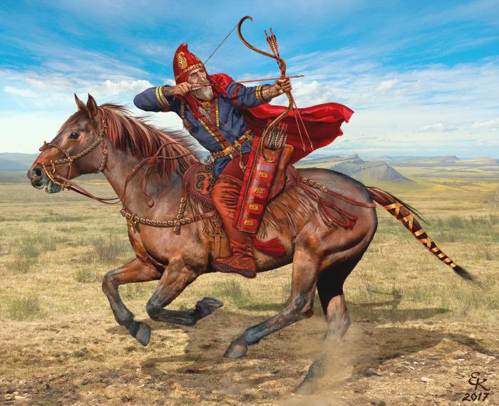 Польская аристократия считала себя потомками древних сарматов, правда понятия не имела о том, как они выглядели. |Фото: livejournal.com.