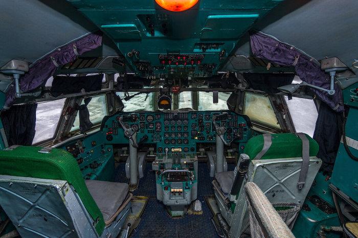 Кабина пилота. |Фото: aviado.ru.