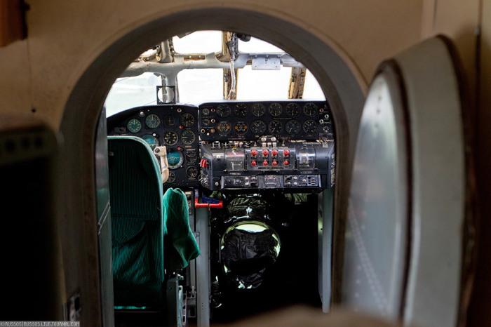 В обязательном порядке перед входом в кабину пилота. |Фото: sfw.so.