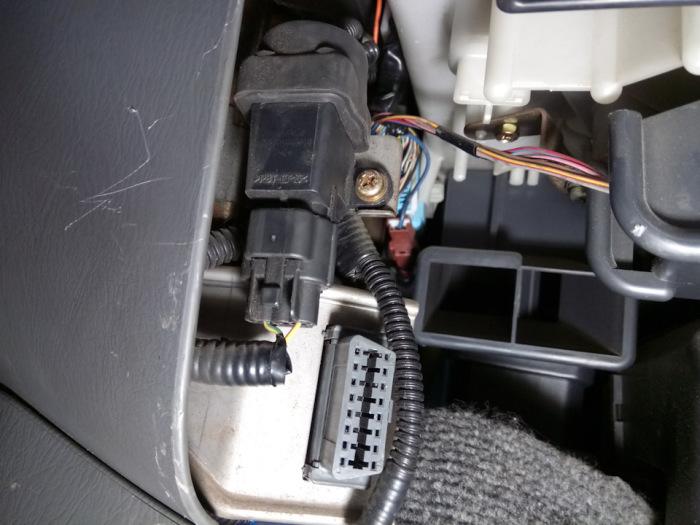 В машине много полезных приспособлений. |Фото: drive2.ru.