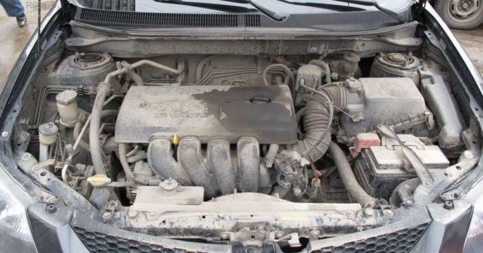 Мотор важно мыть. |Фото: mashinapro.ru.