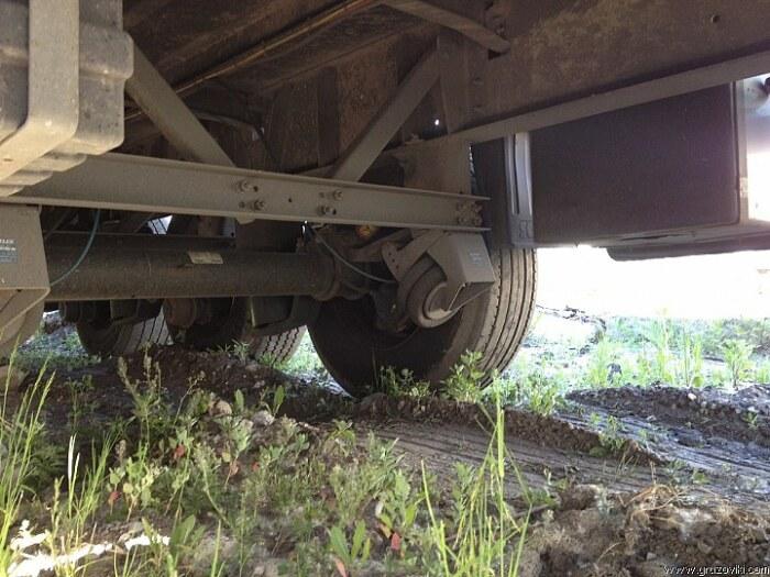 А еще это экономит топливо. ¦Фото: gruzoviki.com.