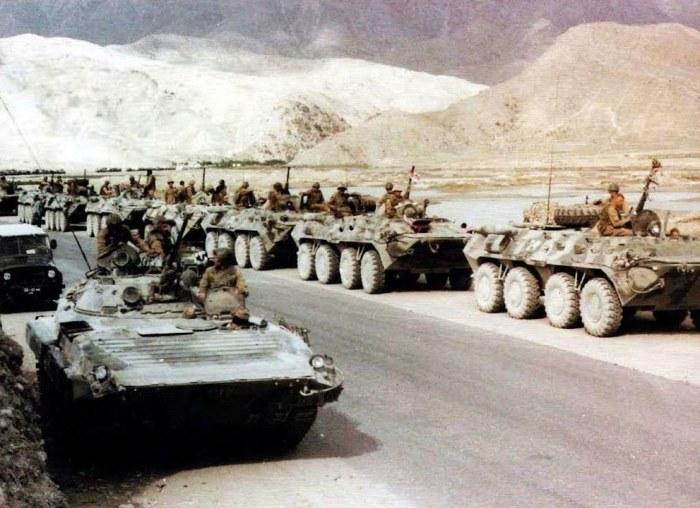 Война в Афгане стала тяжелым испытанием. |Фото: worldrussia.com.