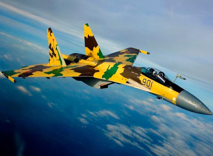 Все современные самолеты имеют стреловидные крылья. |Фото: bazaistoria.ru.