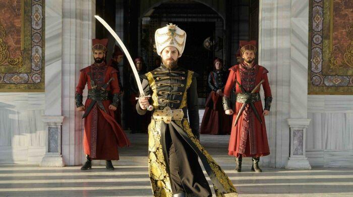 Не последнее слово в эволюции польского оружия сказала османская традиция. ¦Фото: pinterest.com.