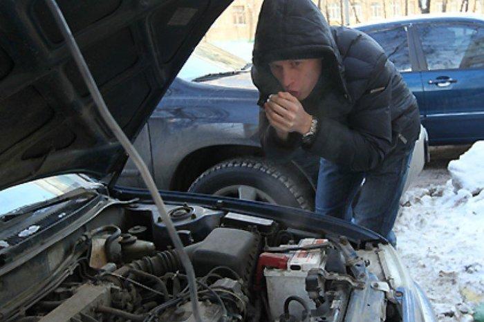 Чтобы машина не мерзла. |Фото: yandex.ua.