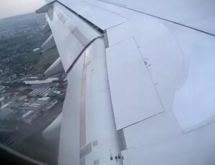 Открывается вид на закрылки. |Фото: emaze.com.
