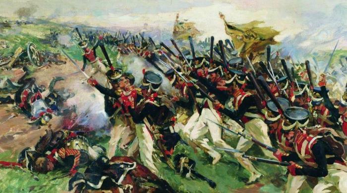 Литовский полк отличился в войну 1812 года. |Фото: pochta-polevaya.ru.