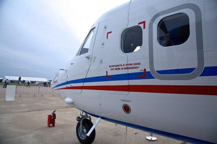 Такая зона есть у всех видов самолетов. ¦Фото: livejournal.com.