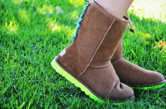 Зачем в Австралии такая теплая обувь? |Фото: pinterest.com.