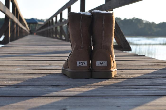 Ботинки отменные. |Фото: ugg-russia.com.