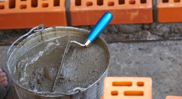 Цемент теряет свои свойства.  Фото: do.e1.ru.