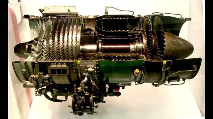 Газотурбинный двигатель нуждается в воздухозаборнике. |Фото: ucrazy.ru.