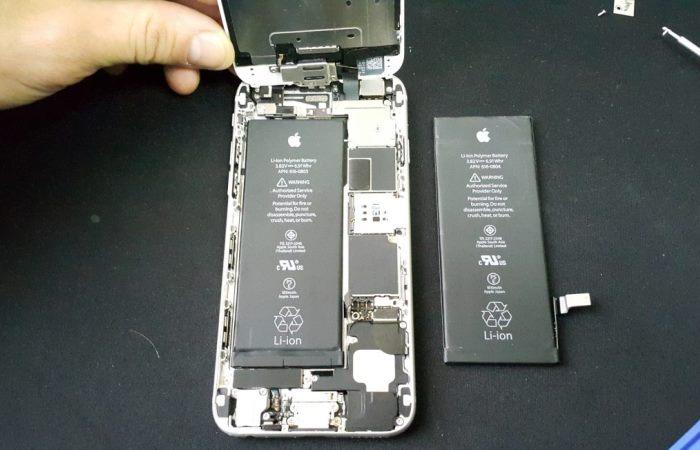 Производитель решил заменить все аккумуляторы.