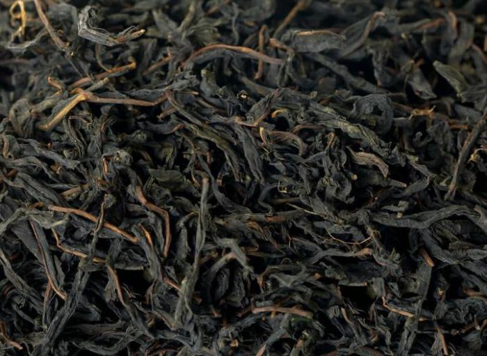 Крупный чайный лист - первое решение. |Фото: yandex.ru.