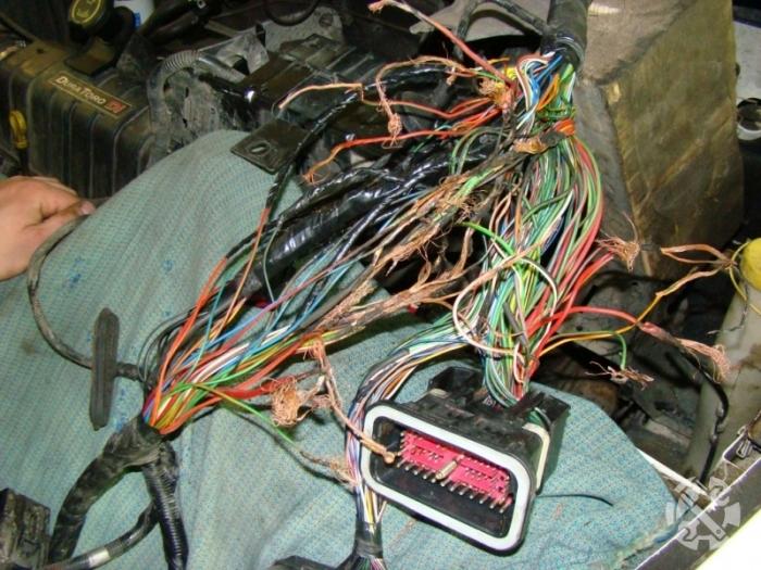 Стоит также проверить проводку. ¦Фото: pinterest.com.au.