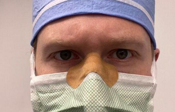 Вот, что предложил доктор. ¦Фото: Daniel M. Heiferman, MD.