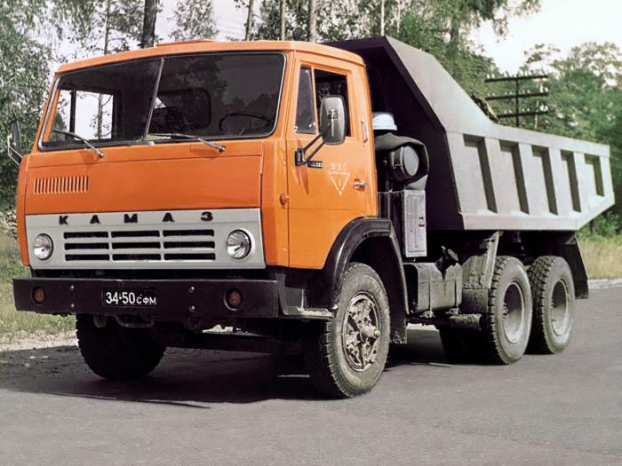 Славный грузовик.