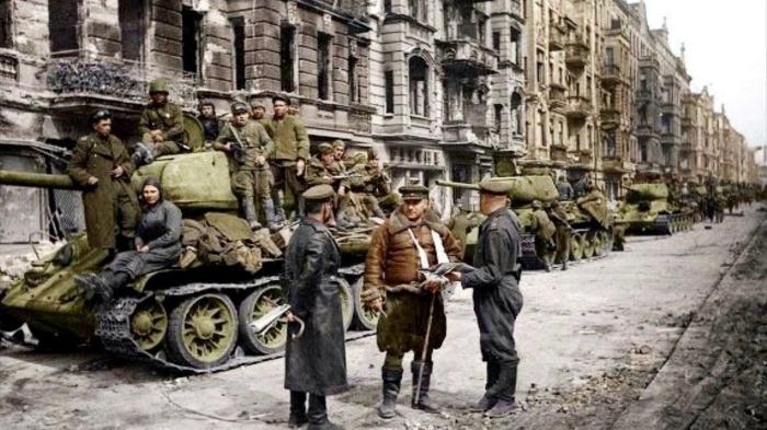 Делали так вплоть до конца войны. | Фото: ya.ru.