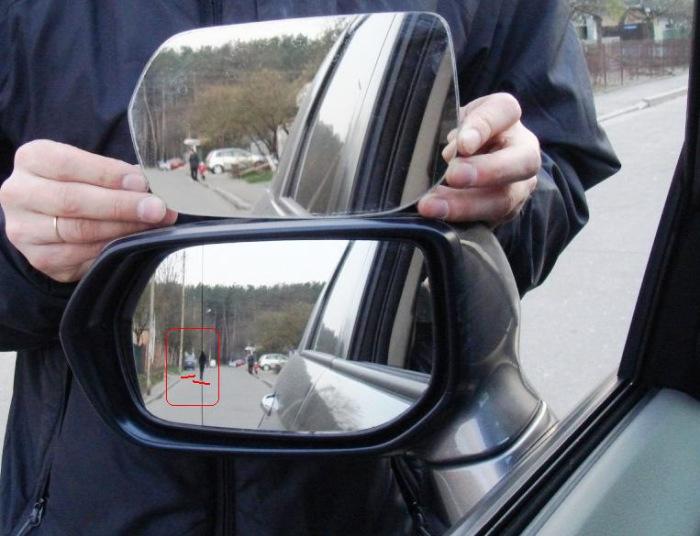 Сферические и асферические зеркала. |Фото: drive2.com.