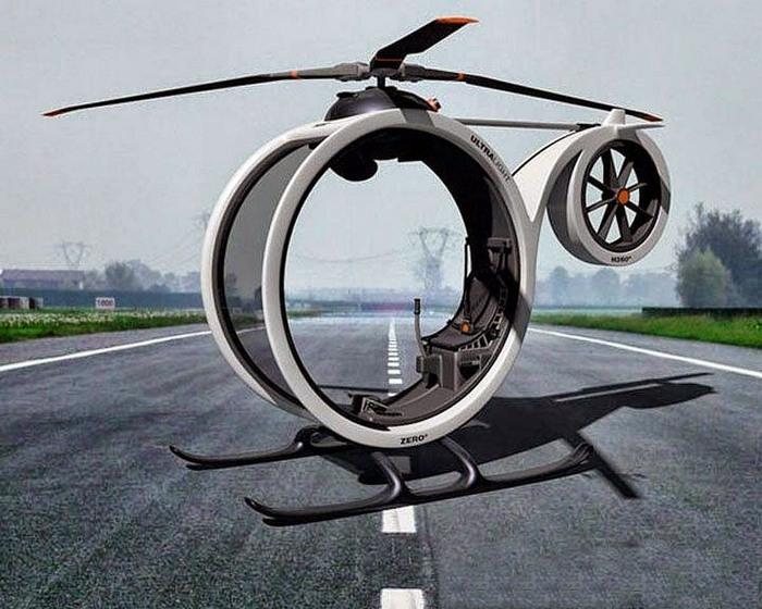 Инновационный личный транспорт