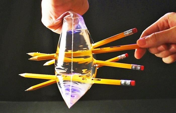 Очень интересные научные опыты для школьников.