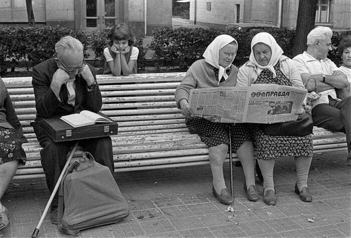 Читать и учиться было модно.  Фото: just-lady-me.ru.