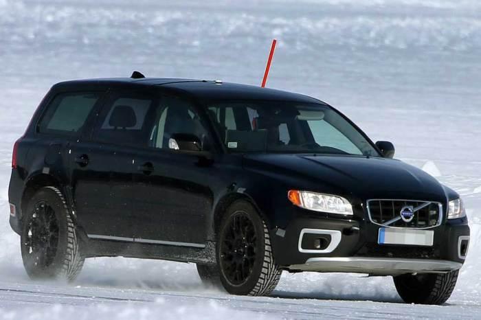 Volvo XC90 - высокий уровень безопасности.