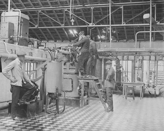 По состоянию на XX век Германия имела мощнейшую химическую промышленность. |Фото: smolbattle.ru.