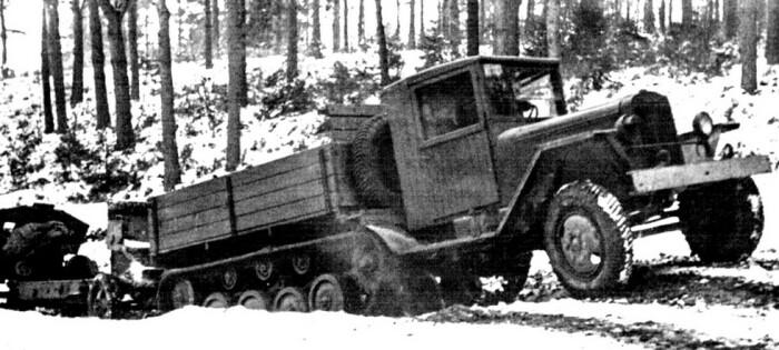 Машина использовалась всю войну. |Фото: kolesa.ru.