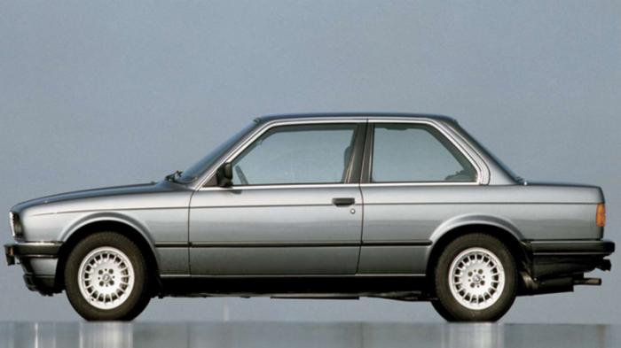 Автомобили 80-х.