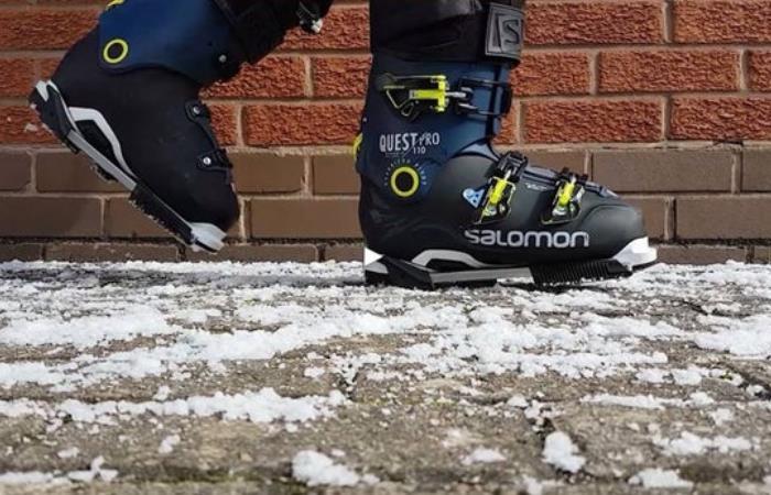 Отличные ботинки для любителей активного зимнего отдыха.
