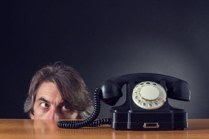 Таинственные звонки. |Фото: skesov.ru.