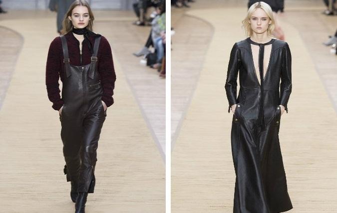 6 кожаных вещей, которые можно носить круглый год
